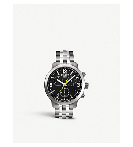 TISSOT T0554171105700 不锈钢腕表