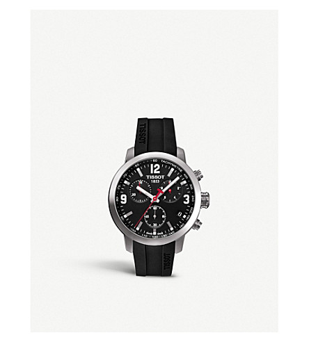 TISSOT T0554171705700 stainless steel watch