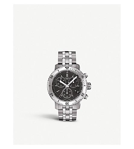 TISSOT T067.417.11.051.01 减贫战略 200 不锈钢腕表