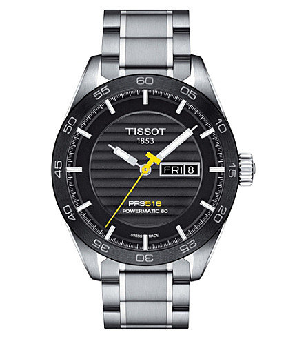 TISSOT T1004301105100 stainless steel watch