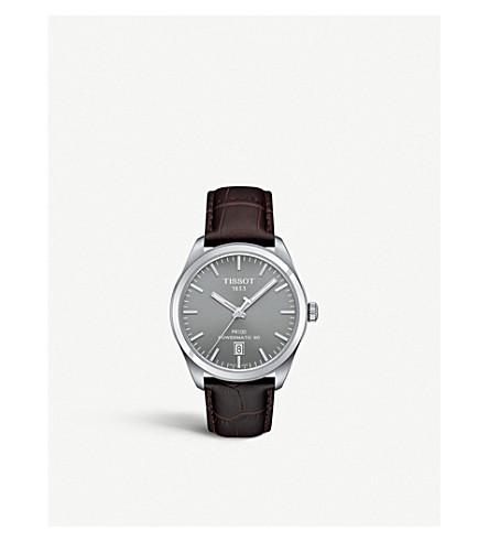 TISSOT T1014071607100 不锈钢腕表