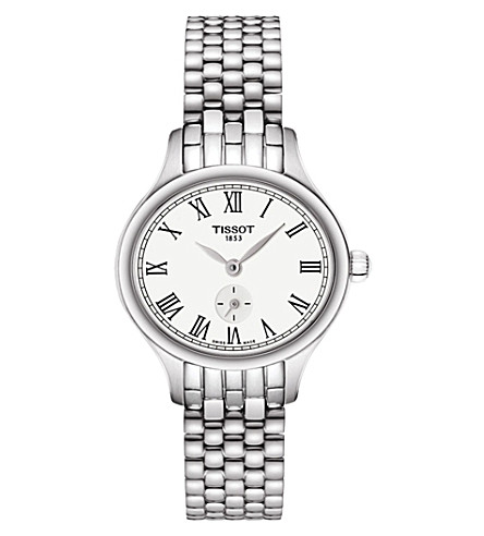 TISSOT T1031101103300 Bella stainless steel watch