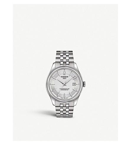 TISSOT T108.408.11.037.00 Ballade stainless steel watch