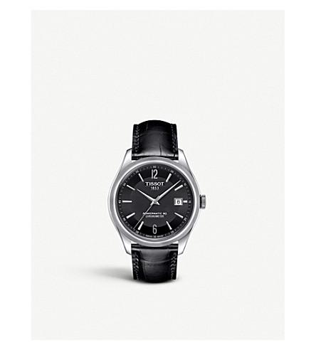 TISSOT T1084081605700 叙事曲不锈钢皮表带腕表