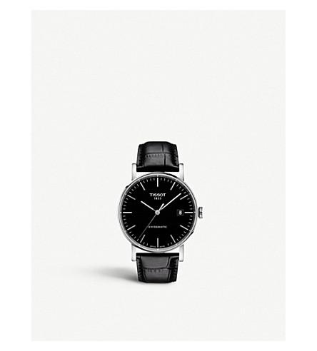 TISSOT T109.407.16.051.00 每次不锈钢皮表带腕表