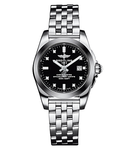 BREITLING W7234812/BE50 791A Galactic stainless steel watch