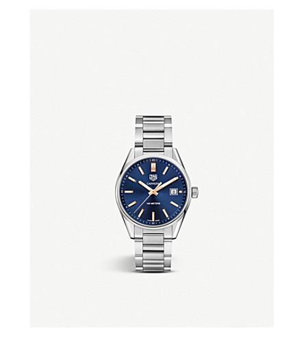 TAG HEUER War1112.ba0601 卡雷拉不锈钢腕表