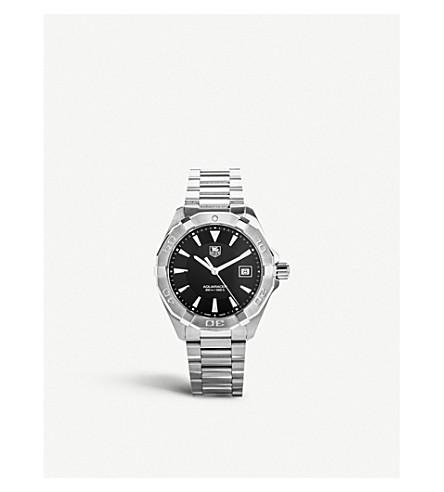 TAG HEUER Way1110.ba0910 Aquaracer stainless steel watch