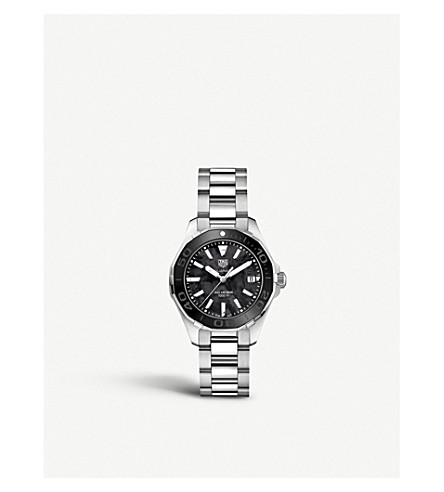 TAG HEUER WAY131K.BA0748 Aquaracer stainless steel watch
