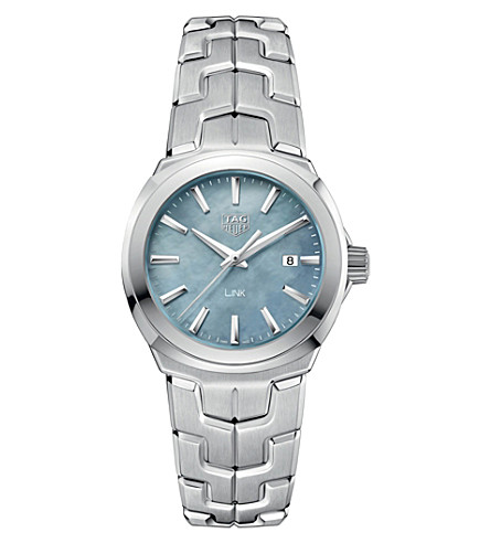 TAG HEUER WBC1311.BA0600 Link stainless steel watch