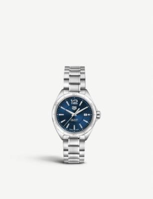 WBJ1412.BA0664 Ladies Formula 1 stainless steel watch(6948924)