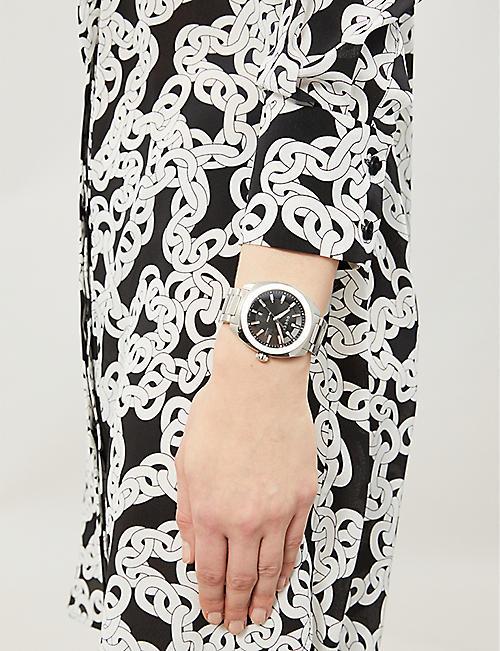 GUCCI YA142301 GG2570 stainless steel watch