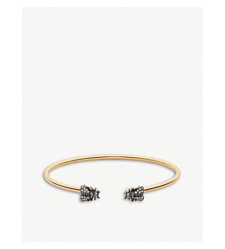 GUCCI Le marché des merveille 18ct gold bracelet