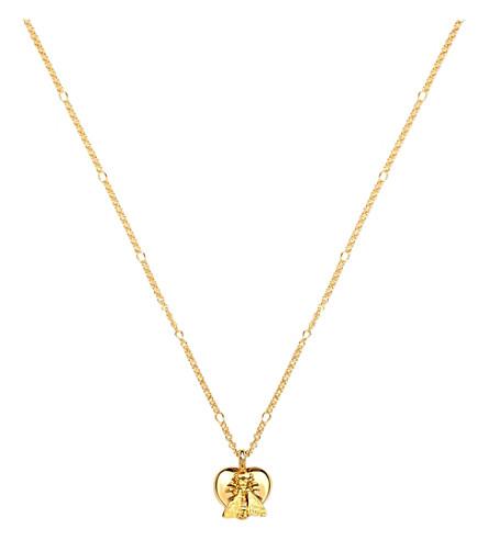 GUCCI Le marché des merveille 18ct gold necklace