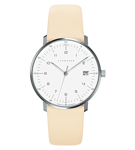 JUNGHANS Max bill damen 047/4252.00 watch (White