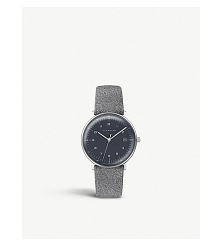 JUNGHANS Max bill damen 047/4542.00 watch (Grey