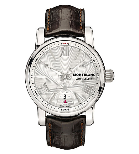 MONTBLANC 102342 Star automatic watch (Steel
