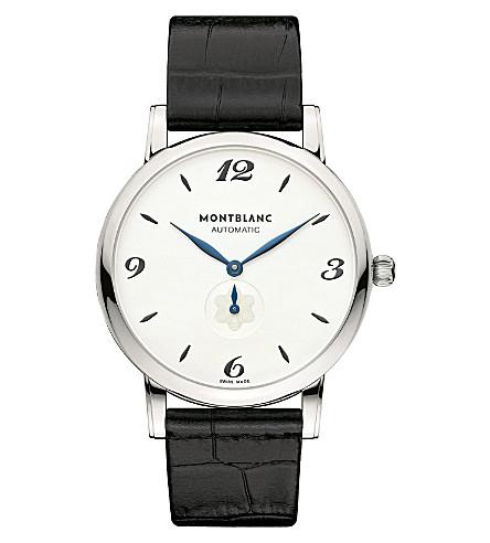 MONTBLANC 107073 Star stainless steel watch (Steel