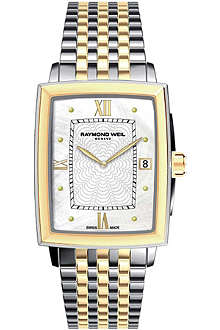 RAYMOND WEIL 5956-STP-00915 Tradition women's stainless steel bracelet watch