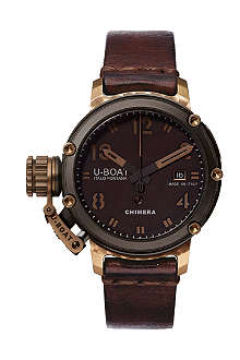 U-BOAT 7237 Chimera Bronze and Black 46 limited edition watch