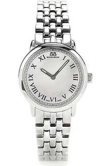 88 RUE DU RHONE 87WA120007 stainless steel watch