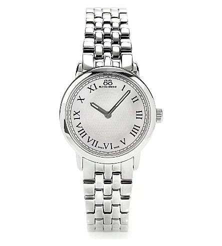 88 RUE DU RHONE 87WA120007 stainless steel watch (Silver