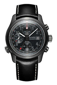 BREMONT ALT1-B2 steel watch