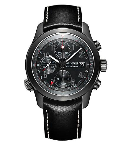 BREMONT ALT1-B2 steel watch