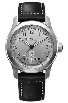 BREMONT BC-F1SI07 stainless steel watch