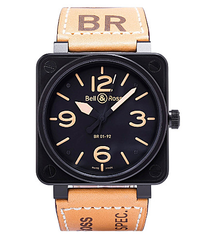BELL & ROSS BR0192 文物观察