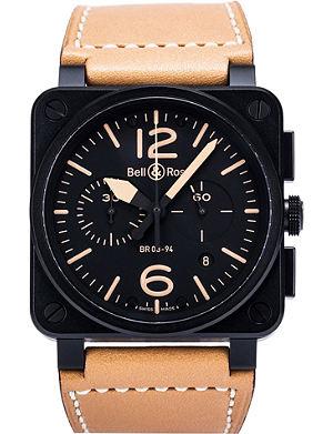 BELL & ROSS Phantom BR0394 watch
