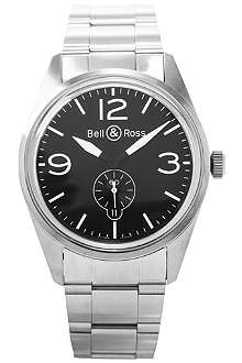 BELL & ROSS Original steel bracelet watch