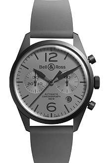 BELL & ROSS PVD commando watch