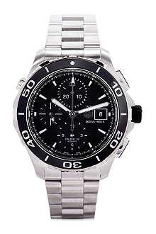 TAG HEUER Aquaracer Calibre 16 watch