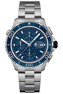 TAG HEUER Aquaracer chronograph watch