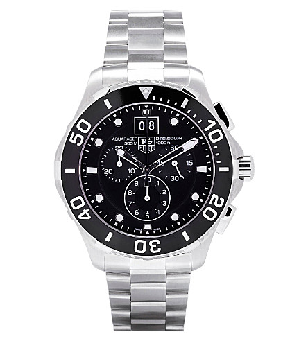 TAG HEUER CAN1010.BA0821 Aquaracer watch