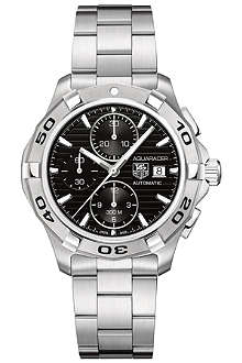 TAG HEUER Aquaracer 300m calibre 16 automatic chronograph watch 42mm