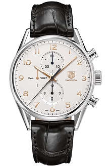 TAG HEUER Carrera Calibre 1887 Automatic Chronograph 43mm