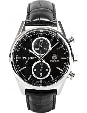 TAG HEUER CAR2110.FC6266 Carrera stainless steel watch