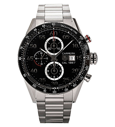 TAG HEUER Carerra Calibre 1887 watch