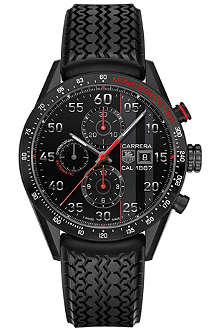 TAG HEUER Carrera Monaco Grand Prix watch
