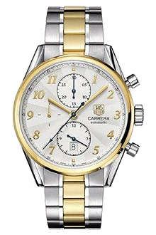 TAG HEUER Carrera Heritage watch