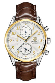 TAG HEUER Carrera Calibre 16 heritage watch
