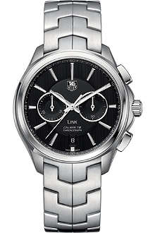 TAG HEUER Link Calibre 18 Chronograph watch