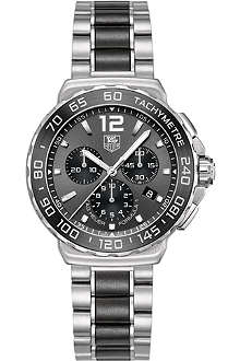 TAG HEUER Formula 1 chronograph watch 42mm