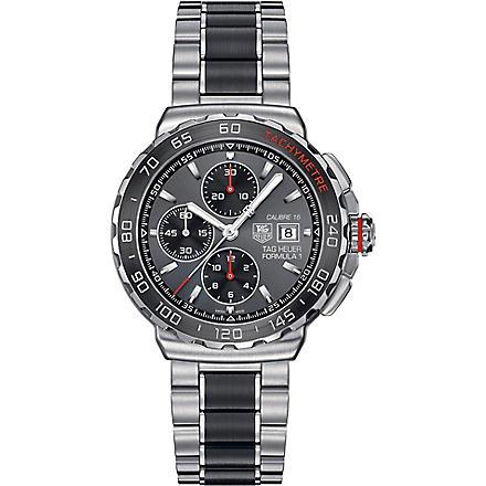 TAG HEUER Formula 1 chronograph watch