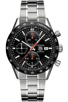 TAG HEUER Carrera calibre 16 automatic chronograph watch 41mm