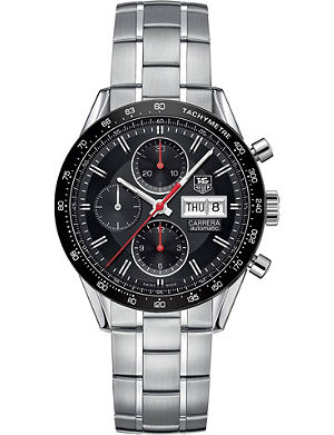 TAG HEUER Carrera Calibre 16 Day-Date watch