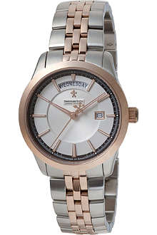 DREYFUSS DGB00059-06 stainless steel watch