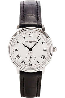 FREDERIQUE CONSTANT FC235M1S6 slim line automatic watch